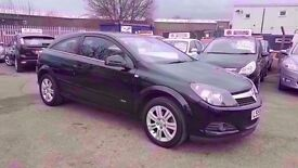 VAUXHALL ASTRA 1.8 DESIGN AUTOMATIC 3 DOOR 2010 / 1 OWNER / SERVICE HISTORY / HPI CLEAR