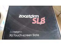 "Zoomstorm SL8 11.6"" screen Windows tablet"