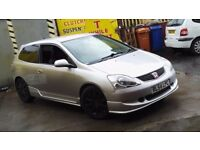 honda civic ep2 sport (12 MONTHS MOT) for sale offers welcome