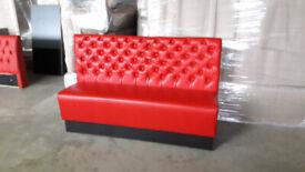 Elegant bench for restaurants