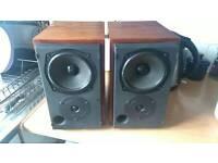 Cyrus 780 loudspeakers rosewood