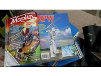 Amateur radio magazines