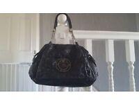 Chanel black shoulder / handbag