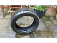 205/45/R17 DEESTONE EXPEDITE TYRE 3 WEEKS OLD