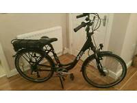 Ebco electric Bike UCL30 36v Road bike ladies
