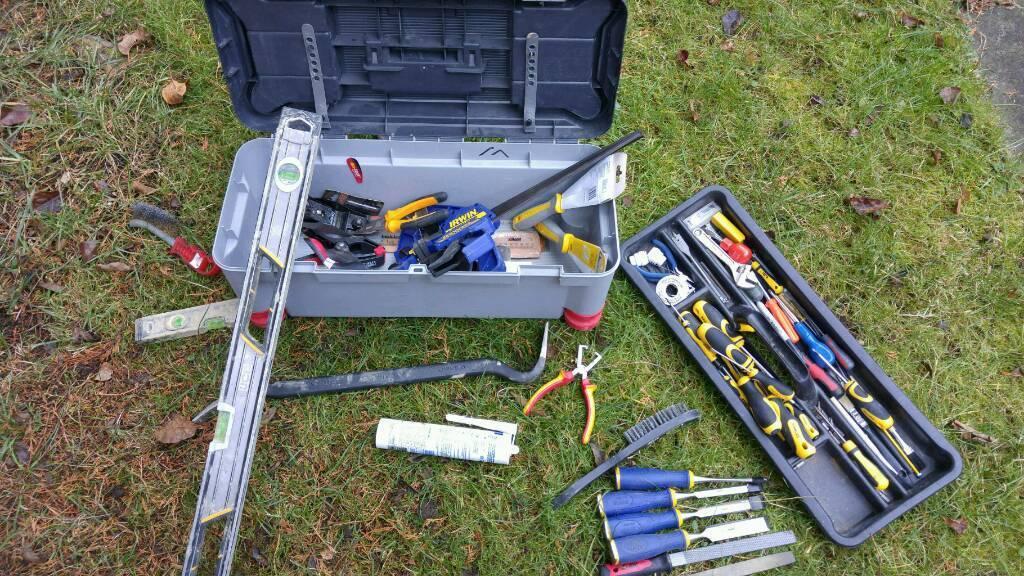 Large tools set