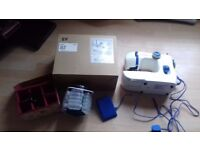 Brand new sewing machine with accessories