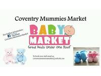 Coventry Mummies Market coming to Allesley Park Community Centre 5th Feb