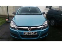 Vauxhall Astra - 1.6i Life (Automatic) - 2004 - 72,600K - Good Condition