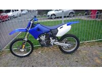 Yzf 426 swap for another offroad bike