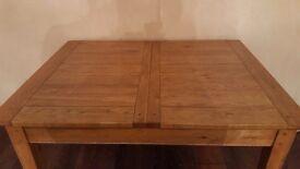 Barker & Stonehouse Oak Dining Table