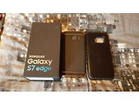 Samsung Galaxy S7 Edge. Unlocked. Black Onyx. Cash or Swap.