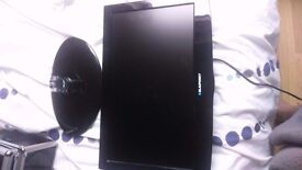 "Blaupunkt B185A54TD 18"" HD Ready LCD TV DVD Combi With Freeview Black USB Input dvd is not working"