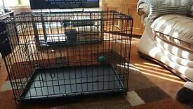 Medium Dog Crate 75x55x48 CM