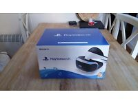 Sony Playstation VR (PSVR) New and Sealed