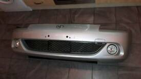 MR2 Roadster face lift front bumper