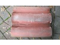 Marley Bold roll rolls roof tile red terracotta never used new