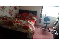 Double bedroom available in a 2bedroom flat. 360 pcm including all bills: Monday to Friday lets only