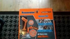 The renovator twist saw