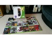 Xbox 360 slim 250gb bundle