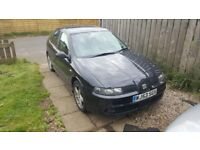seat leon cupra 2003 1.8t 20v (180) swap bmw or 4x4