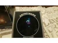 Astro wars retro console