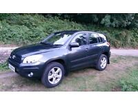 2006 (56) - Toyota RAV4 2.0 VVT-i XT5 5dr Automatic Top Spec and LOADED!