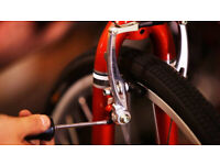 Bike Repair, Maintenance, Cleaning!
