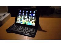 Apple iPad Air - 64GB Wifi Space Gray + official keyboard cover