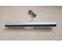 Nintendo Wii Replacement Wired Sensor Bar Including Stand