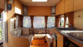 2010 Bailey Ranger GT60 520/4 Fixed bed Caravan Series 6