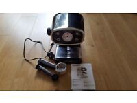 Silvercrest Espresso Machine in mint condition.