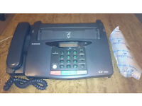 Telephone and Fax Machine