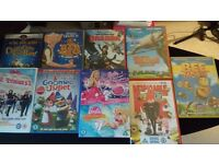 Childrens DVD Bundle - 20 DVDs - ideal for car booting or rainy days
