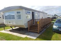 8 Berth static caravan to let rent