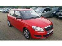 Skoda Fabia 1.2 12v S 5dr, 1 FORMER KEEPER, LOW MILEAGE, GOOD CONDITION,WILL COME WITH 12 MONTHS MOT