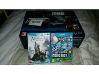 Wii U ZOMBI U LIMITED EDITION PLUS 2 GAMES