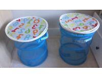 Ikea toy/laundry baskets