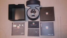 Tag Heuer Kirium (WL111G) - Boxed with papers and certification