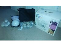 Phillips Avent - Twin Electric Breast Pump