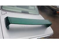 MG ZS 180 Evo Boot Spoiler For Sale