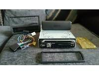 Sony Xplod bluetooth cd player
