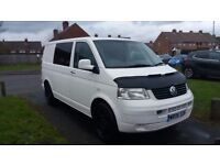 Vw t5 campervan 2006 new conversion