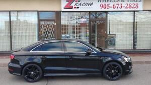 Audi A4 Audi A5 Audi S4 Audi S5 winter tires rims packages call 905 673 2828 @Zracing New (4Rim 4Tires) $1100 + Tax 3320