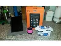 Amazon fire tablet bluetooth speaker