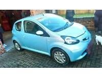 Toyota aygo 56 (breaking) all parts