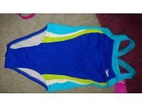 Speedo swimsuit, brand new w/tags, size7/7yrs
