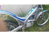Sherco 2005 2.5 Trials Bike