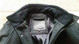 Firetrap wool 3/4 length coat £25