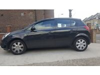 ***Black Automatic Vauxhall Corsa - New shape***